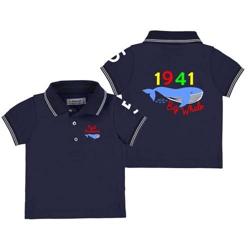 f09193c29f7 Блуза с яка за момче Mayoral