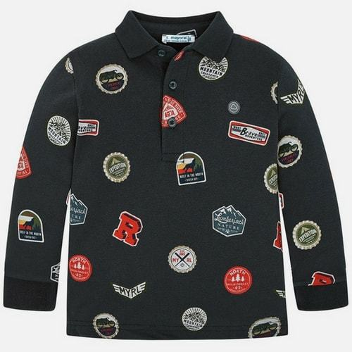 e9f443928d7 Риза / блуза с дълъг ръкав за момче Mayoral